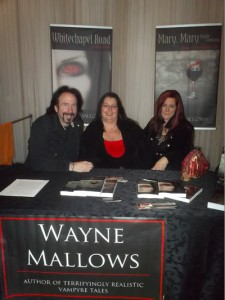 Wayne Mallows, Alison Meeks, Michelle Desrochers